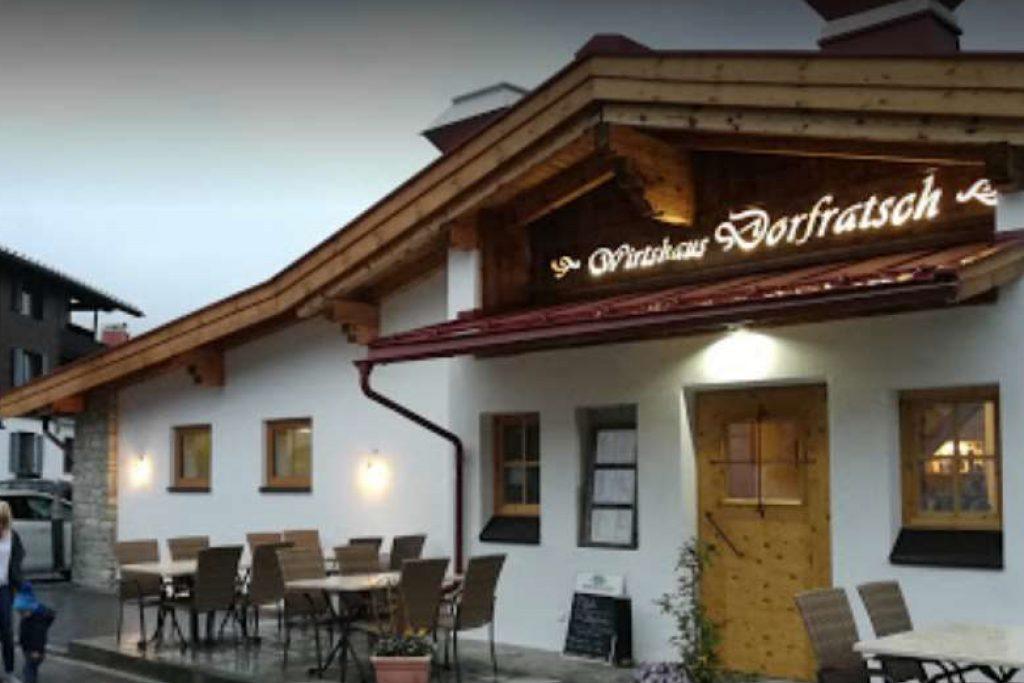 Restaurant Dorfratsch Aktuelles